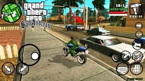 Download GTA SA Lite v9 APK+Data OBB Android Ukuran Kecil