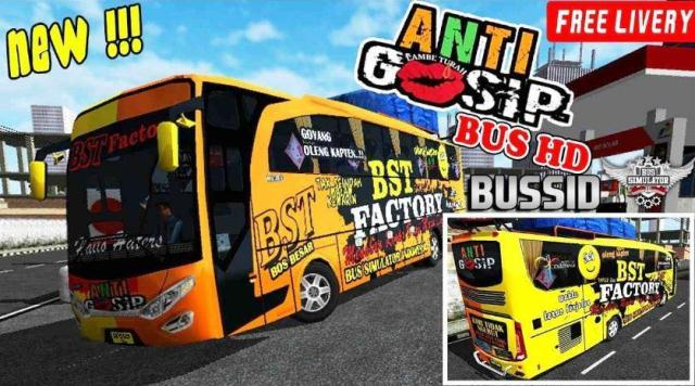 Download Livery BUSSID Mod Shd Png Bus Simulator HD Terbaru 2019
