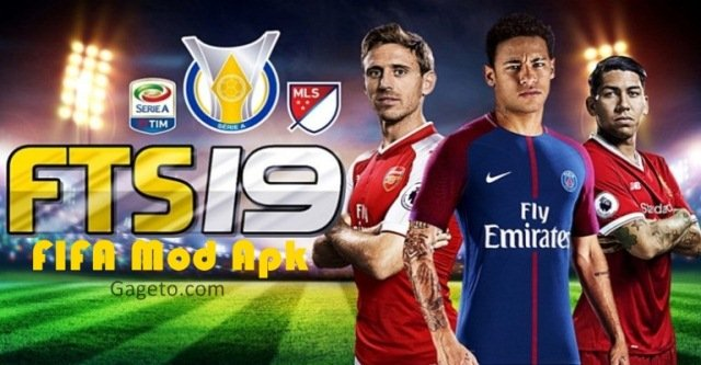 Download FTS 19 Mod Apk FIFA 19+Data OBB Full Transfer Terbaru 2019