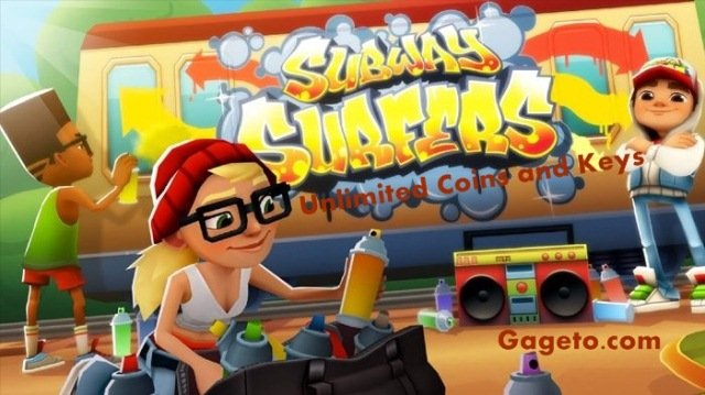Download Subway Surfers Mod Apk 1.100.0 Update Versi Terbaru 2019