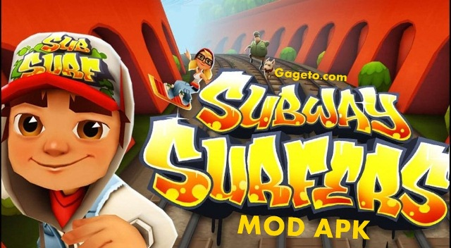 Download Subway Surfers Mod Apk Android